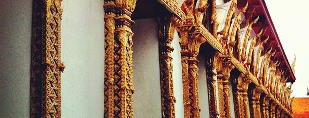 Wat Chana Songkhram is one of Trips / Thailand.