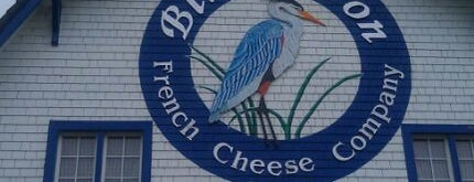 Blue Heron French Cheese Co. is one of Best of Oregon.