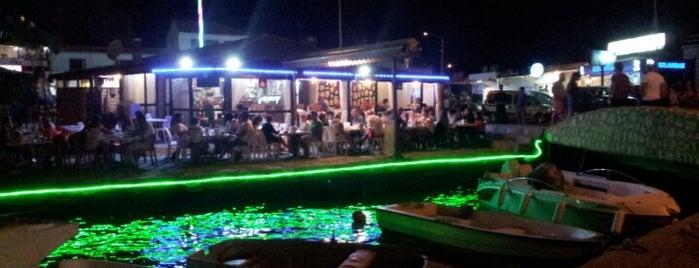 Mimas Balık Restoran is one of gezip gördüm yedim 2.