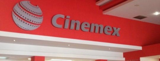 Cinemex is one of Alan'ın Beğendiği Mekanlar.