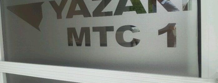 Yazaki Service (MTC1) is one of สถานที่ที่ Mayra ถูกใจ.