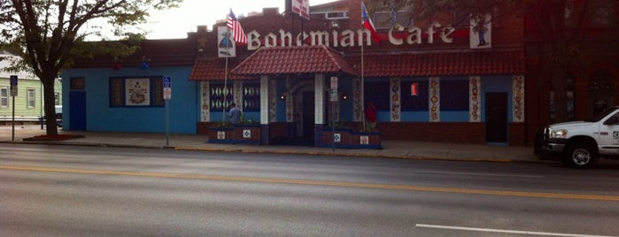 Bohemian Cafe is one of Fave Omaha Restaurants.