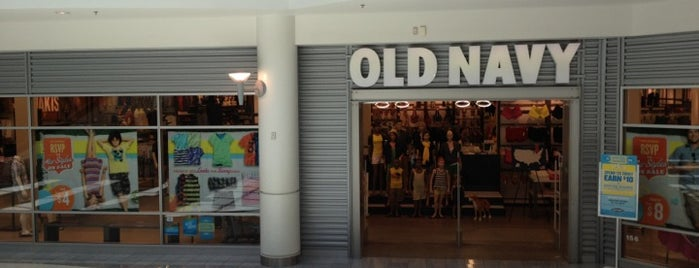 Old Navy is one of My home LA.