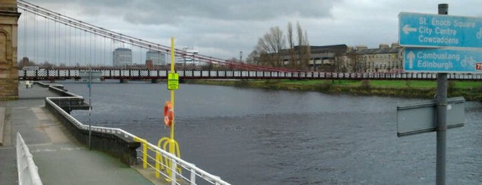 River Clyde is one of Travelling around the world.
