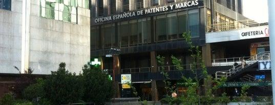 Oficina Española de Patentes y Marcas is one of useful tips.