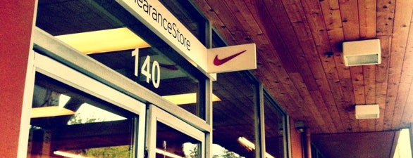 Nike Factory Store is one of Nike West Coast.