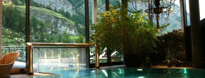 Hotel Matterhorn Focus is one of Favorites hotels.
