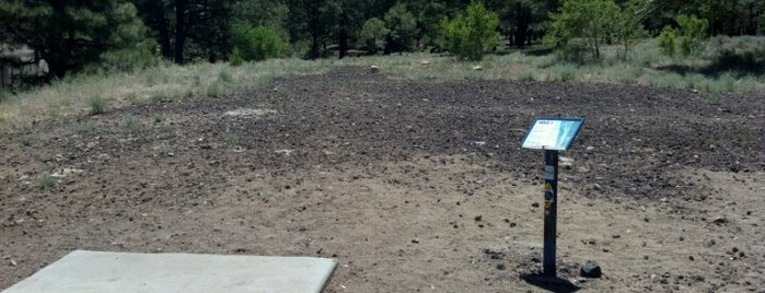 NAU Disc Golf Course is one of Top Picks for Disc Golf Courses 2.