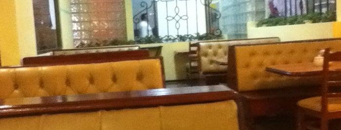 Restaurante Madan is one of Orte, die Omar gefallen.