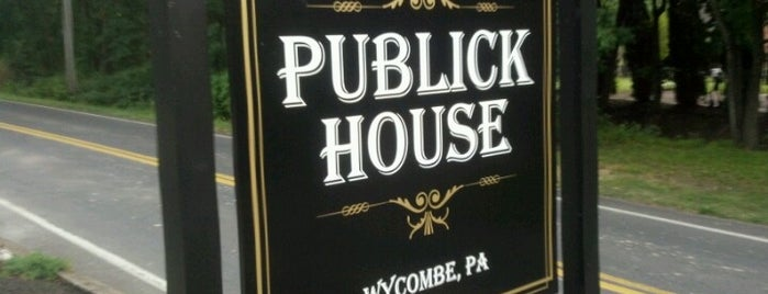 Wycombe Publick House is one of Posti salvati di G.
