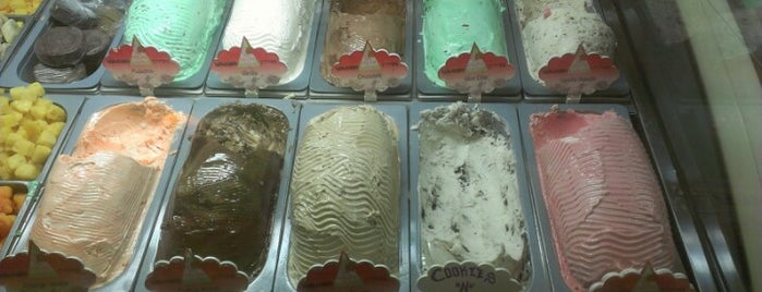 Ice Cream House is one of Flatbush Favorites.