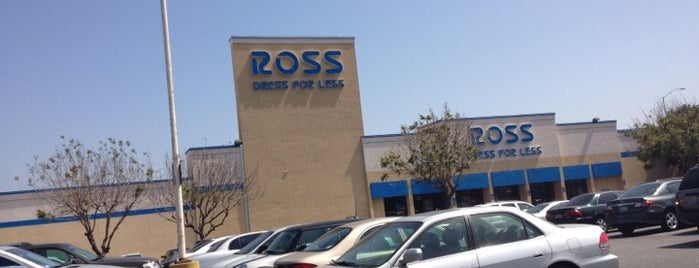 Ross Dress for Less is one of Rachel's Liked Places.