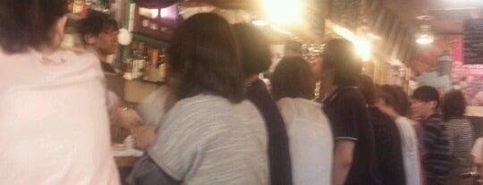 Wine Bar.ya Riblin is one of Osaka-Japan.