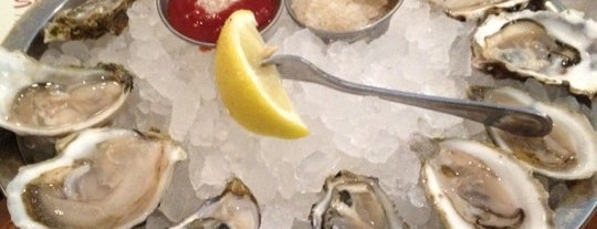 Shaw's Crab House is one of 25 Top Spots for Oysters in the U.S..