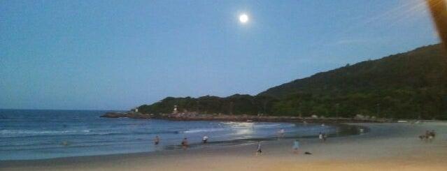 Praia da Barra da Lagoa is one of Melhores Praias.