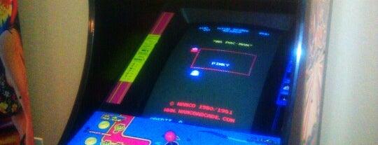 Underground Arcade is one of Arcade Locations.