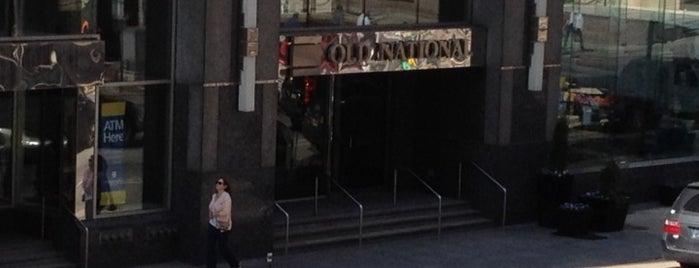 Old National Bank is one of Josh : понравившиеся места.