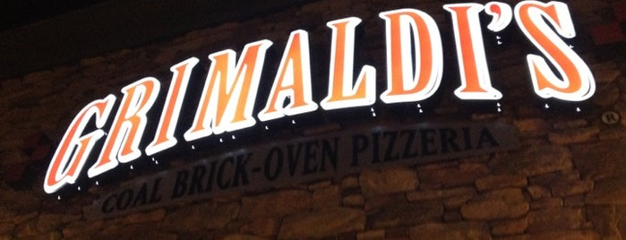 Grimaldi's Coal Brick-Oven Pizzeria is one of Best Pizzas.