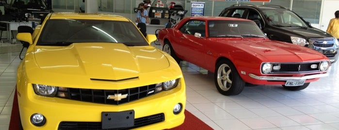 Santa Fé Veículos (Chevrolet) is one of Dealers.