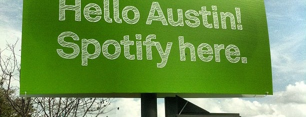 Spotify House is one of SXSW 2013 - March 8 - 17 - Austin TX.