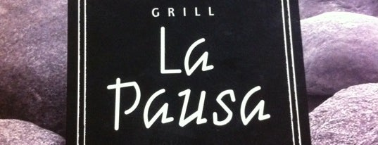 La Pausa is one of Lieux qui ont plu à Aptraveler.