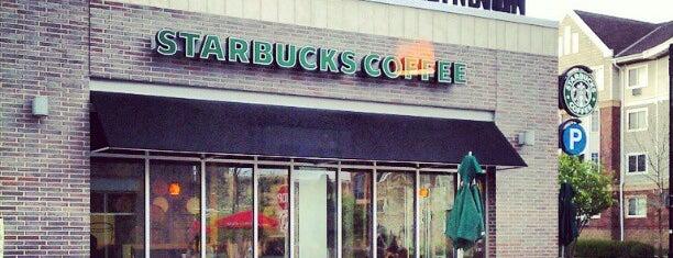 Starbucks is one of Locais curtidos por Tracy.