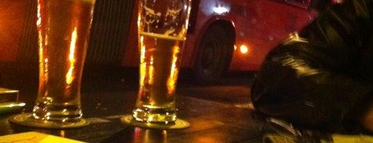 Saint Patrick Pub is one of 𝔄𝔩𝔢 𝔙𝔦𝔢𝔦𝔯𝔞 : понравившиеся места.