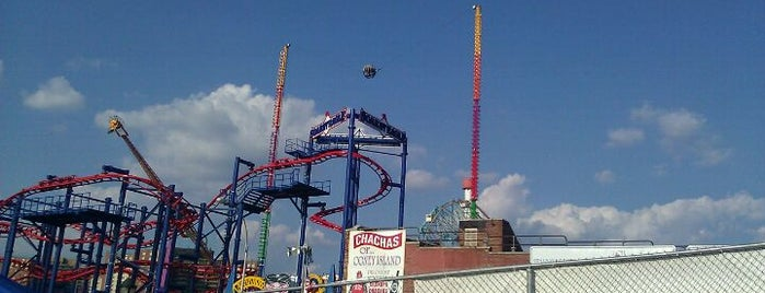 Scream Zone is one of Top Picks for having Fun in Coney Island.