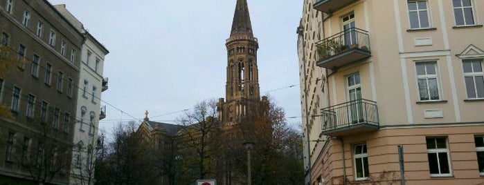 Zionskirche is one of StorefrontSticker #4sqCities: Berlin.
