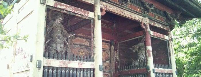 有章院霊廟二天門 is one of สถานที่ที่บันทึกไว้ของ JOY.