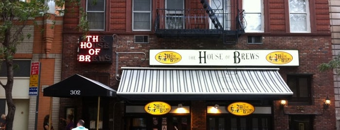 The House of Brews is one of Hell's Kitchen to do.