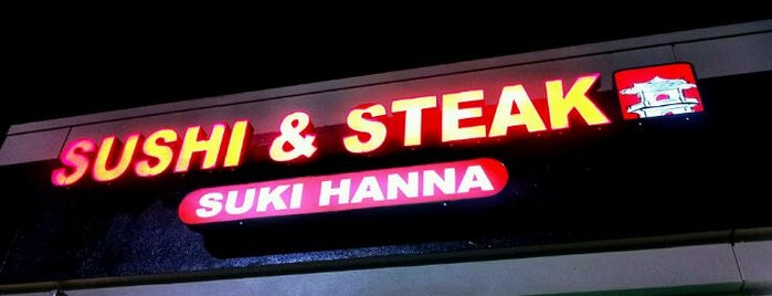 Suki Hanna is one of Orlando Eats.