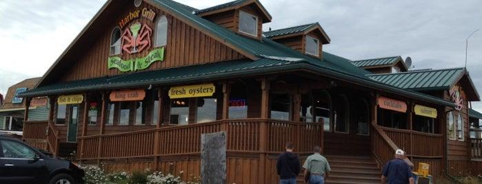 Harbor Grill is one of Top Restaurants.