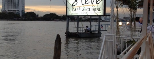 Steve Café & Cuisine is one of uwishunu bangkok.