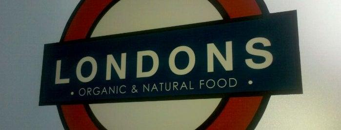 LONDONS Organic & Natural Food is one of Testen: Essen.