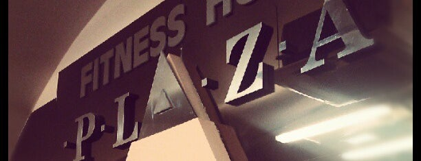 Fitness House Plaza is one of Locais curtidos por Tatyana.