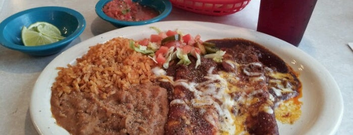 Chuy's is one of restaurants.
