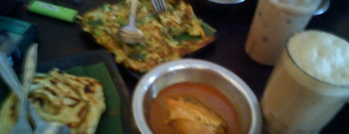 Roti Canai Bunana is one of eat play and love.