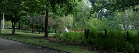 Gompers Park is one of Chicago.
