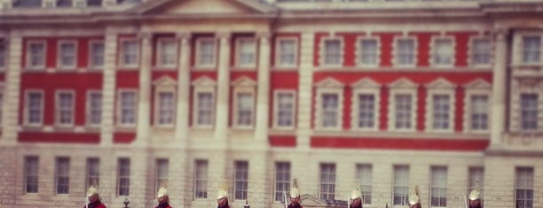 Horse Guards Parade is one of London Essentials.