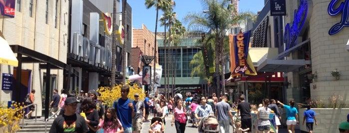 Universal CityWalk Hollywood is one of ท่องเที่ยว Los Angeles, CA.