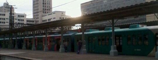 SuperVia - Estação Central do Brasil is one of Rio de Janeiro's best places ever #4sqCities.