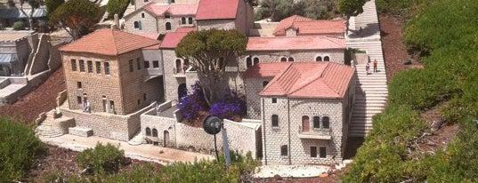 Mini Israel is one of Lugares favoritos de Mitya.
