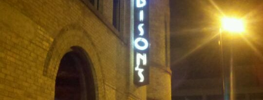 Madison's is one of Wisconsin.