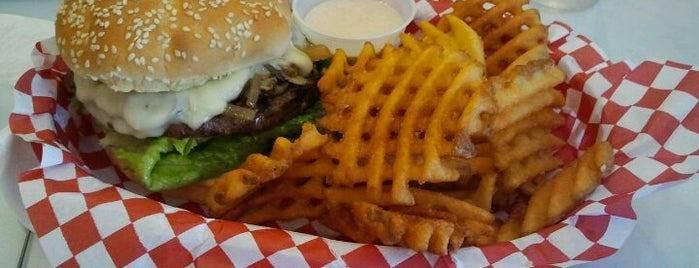 Mr. Lu's Seafood & Burgers is one of Bite Squad Delivers (Seattle).