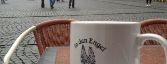 In Den Engel is one of Leuven.