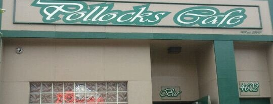 Pollocks is one of BEST PLACES TO GET PIZZA IN PITTSBURGH!.