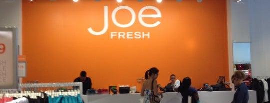 Joe Fresh is one of Viagem 2014.
