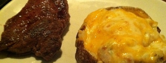 Outback Steakhouse is one of Things I needa do.