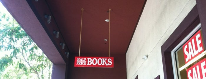 Half Price Books is one of kazahelさんの保存済みスポット.
